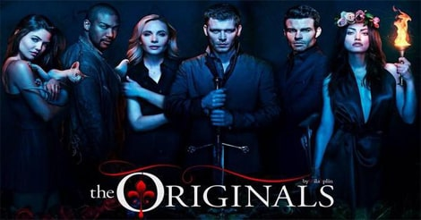 Serie The Originals completa