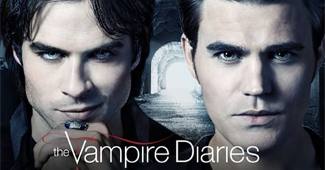 Descargar Serie The Vampire Diaries por Mega